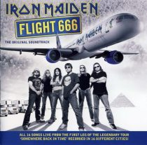 IRON MAIDEN - Flight 666 / 2cd / CD