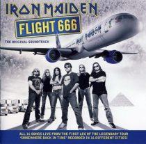 IRON MAIDEN - Flight 666 / 2cd / CD