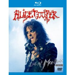 ALICE COOPER - Live At Montreux 2005 /blu-ray/ BRD