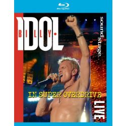 BILLY IDOL - In Super Overdive /blu-ray/ BRD