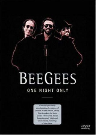 BEE GEES - One Night Only DVD