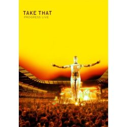 TAKE THAT - Progress Live DVD