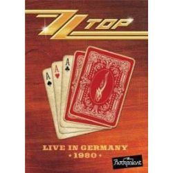 ZZ TOP - Live In Germany DVD