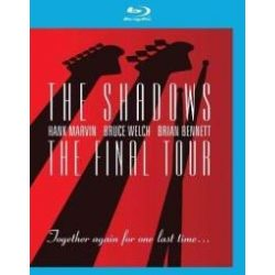 SHADOWS - Final Tour /blu-ray/ BRD