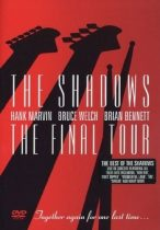 SHADOWS - Final Tour /dvd+cd/ DVD
