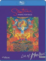 SANTANA - Hymns For Peace Plays Blues At Montreux 2004 /blu-ray/ BRD