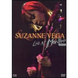 SUZANNE VEGA - Live At Montreux 2004 DVD