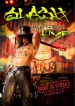 SLASH - Made In Stoke DVD