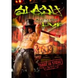 SLASH - Made In Stoke DVD