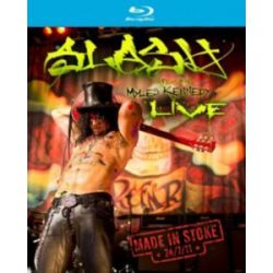 SLASH - Made In Stoke /blu-ray/ BRD