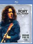 RORY GALLAGHER - Irish Tour 1974 /blu-ray/ BRD