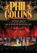 PHIL COLLINS - Going Back - Live In Roseland DVD