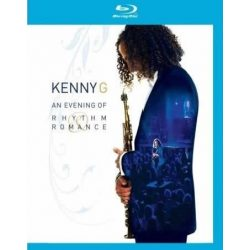 KENNY G - An Evening Of Rhythm And Romance /blu-ray/ BRD