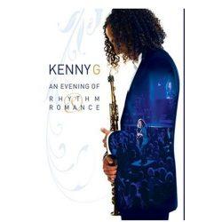 KENNY G - An Evening Of Rhythm And Romance DVD