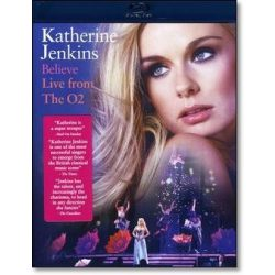KATHERINE JENKINS - Believe Live From The O2 /blu-ray/ BRD