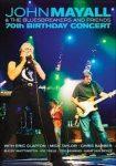 JOHN MAYALL - 70th Birthday Concert / dvd+cd / DVD
