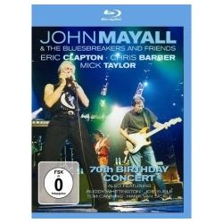 JOHN MAYALL - 70th Birthday Concert /blu-ray/ BRD