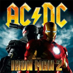 AC/DC - Iron Man 2. CD
