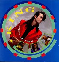 KING - Steps In Time /+bonus tracks/ CD