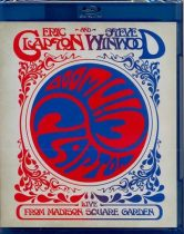 ERIC CLAPTON & STEVIE WINWOOD - Live From Madison Square Garden /blu-ray/ BRD