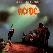 AC/DC - Let There Be Rock / vinyl bakelit / LP