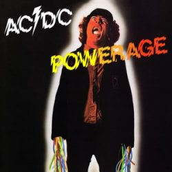 AC/DC - Powerage / vinyl bakelit / LP
