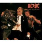 AC/DC - If You Want Blood You've got it / vinyl bakelit / LP