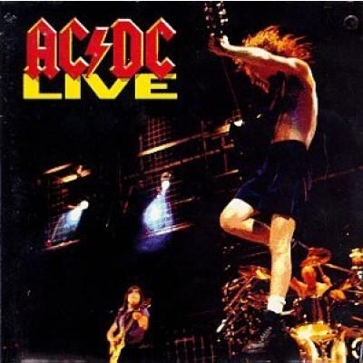 AC/DC - Live / vinyl bakelit / 2xLP
