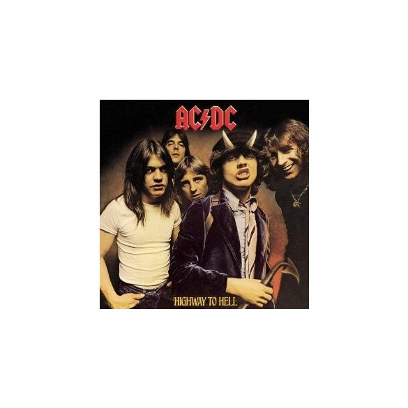 AC/DC - Highway To Hell / vinyl bakelit / LP