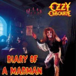 OZZY OSBOURNE - Diary Of A Madman / vinyl bakelit / LP