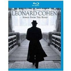 LEONARD COHEN - Songs From The Road / blu-ray / BRD