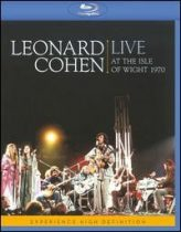LEONARD COHEN - Live At The Isle Of Wight 1970 / blu-ray / BRD