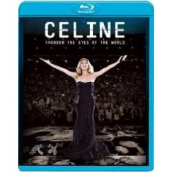 CELINE DION - Through The Eyes Of The World / blu-ray/ BRD