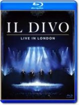 IL DIVO - Live In London / blu-ray / BRD