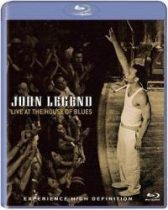 JOHN LEGEND - Live At The House Of Blues / blu-ray / BRD
