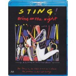 STING - Bring On The Night / blu-ray / BRD