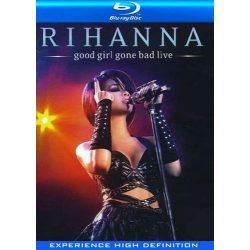 RIHANNA - Good Girl Gone Bad / blu-ray/ BRD