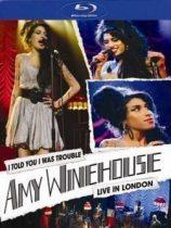 AMY WINEHOUSE - Live In London / blu-ray / BRD