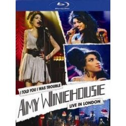 AMY WINEHOUSE - I Told You I Was Trouble Live In London / blu-ray / BRD