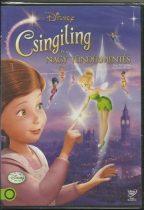 MESEFILM - Csingiling És A Nagy Tündérmentés DVD