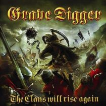 GRAVE DIGGER - The Clans Will Rise Again CD