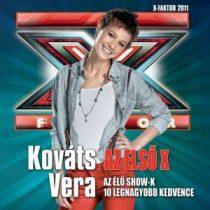 KOVÁTS VERA - Az Első X CD