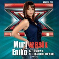 MURI ENIKŐ - Az Első X CD