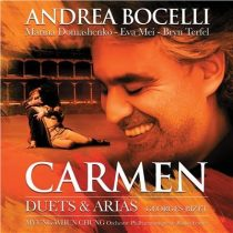 ANDREA BOCELLI - Carmen Duets And Arias CD
