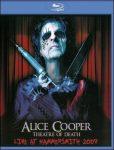ALICE COOPER - Theatre Of Death /blu-ray/ BRD