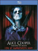 ALICE COOPER - Theatre Of Death /blu-ray/ BRD