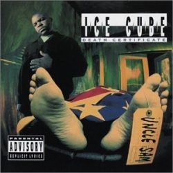 ICE CUBE - Death Certificate CD