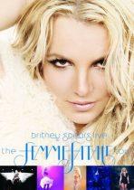 BRITNEY SPEARS - Femme Fatal Tour DVD