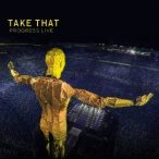 TAKE THAT - Progress Live / 2cd / CD