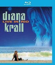 DIANA KRALL - Live In Rio /blu-ray/ BRD